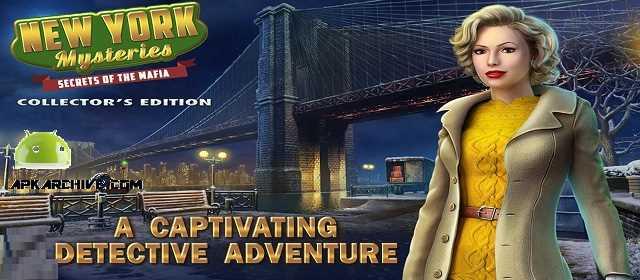 New York Mysteries (Full) Apk