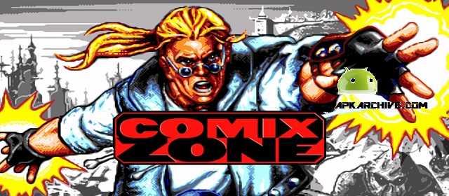Comix Zone Apk