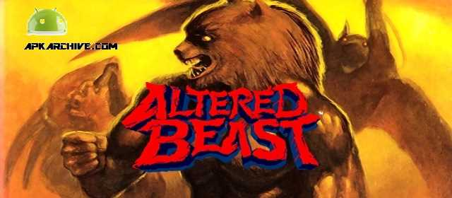 Altered Beast Apk