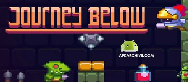Journey Below v1.2 APK