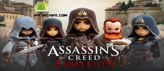 Assassin's Creed: Rebellion v1.0.2 APK