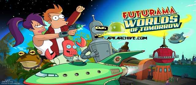 Futurama: Worlds of Tomorrow v1.3.5 [Mod] APK