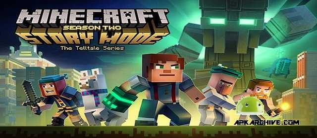 Minecraft: Story Mode – Season Two v1.07 APK