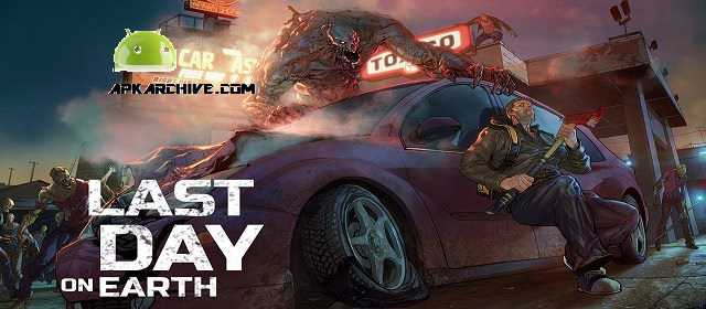 Last Day on Earth: Survival v1.9.4 [Mod] APK