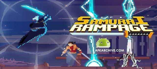 Super Samurai Rampage v1.4.6.29 APK