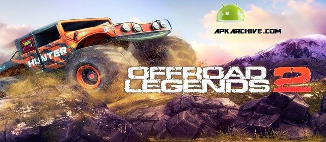 Offroad Legends 2 – Hill Climb v1.2.8 [Mod] APK