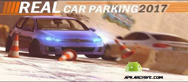 Real Car Parking 2017 Street 3D v2.6 MOD APK