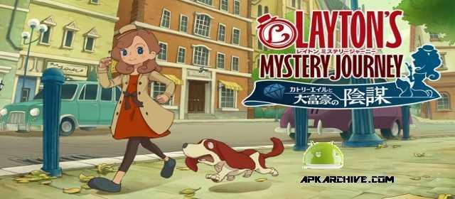 Layton's Mystery Journey 1 Apk