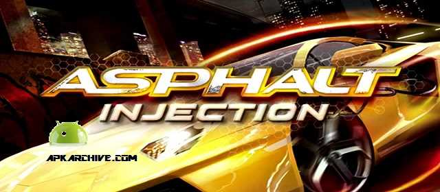 Asphalt: Injection Apk