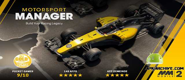 Motorsport Manager Mobile 2 Apk
