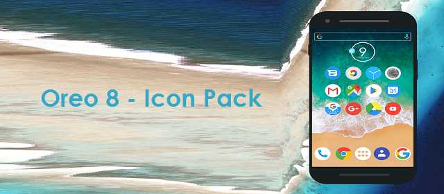 Oreo 8 - Icon Pack Apk