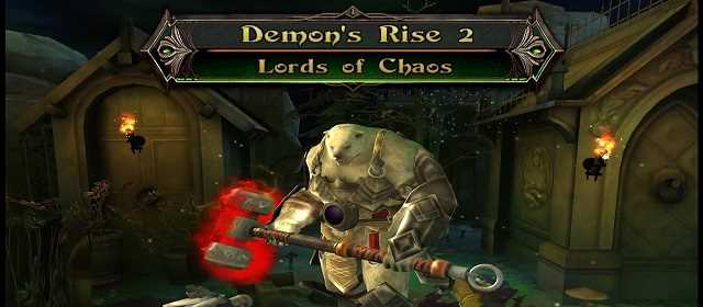 Demon's Rise 2 Apk