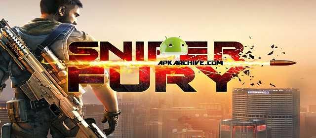 Sniper Fury v2.6.0d [Mod] APK