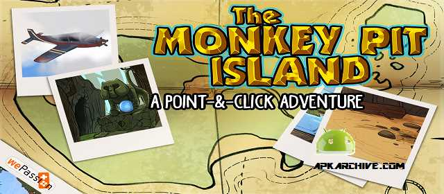 The Monkey Pit Island – Survive the treasure curse v1.1.1 APK