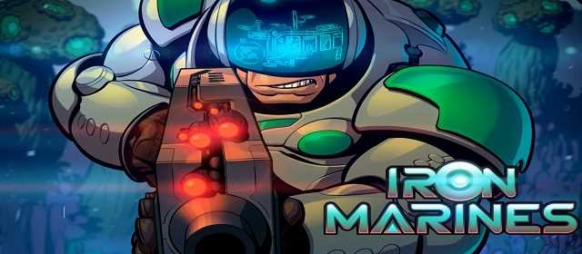 Iron Marines v1.5.8 APK