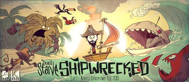 Don't Starve: Shipwrecked v0.14 APK