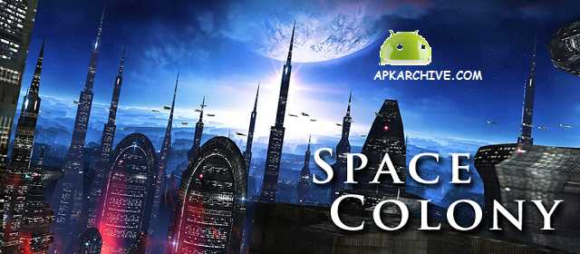 Space Colony v1.5 APK