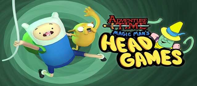 Adventure Time: Magic Man's Head Games Apk