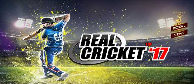 Real Cricket ™ 17 Apk