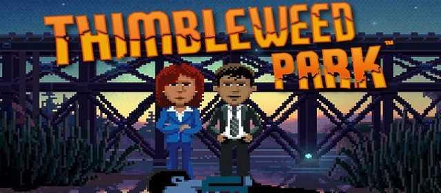 Thimbleweed Park v1.0.4 APK