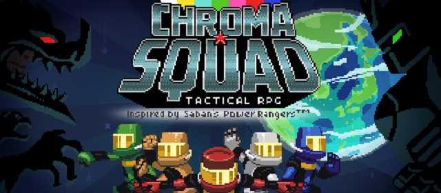 Chroma Squad Apk