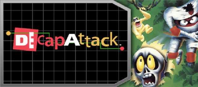 Decap Attack Classic v1.0.0 (Unlocked) APK