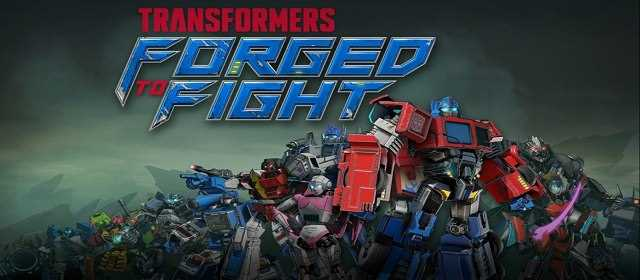 TRANSFORMERS: Forged to Fight v6.3.1 MOD APK