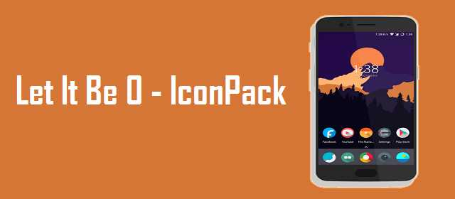 Let It Be O - IconPack Apk