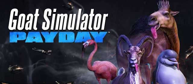 Goat Simulator Payday v1.0.1 APK