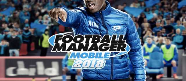 Football Manager Mobile 2018 v9.0.3 APK