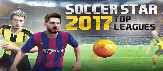 Soccer Star 2017 Top Leagues Apk