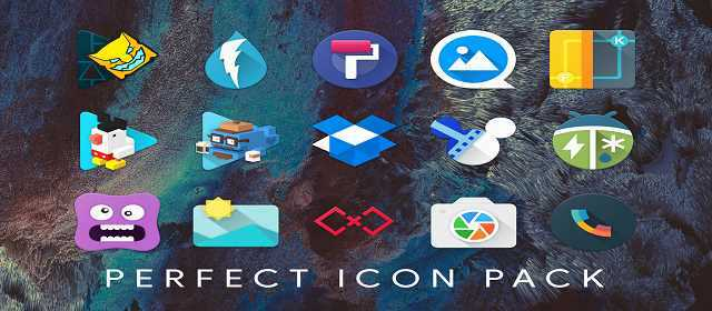Perfect Icon Pack v5.2 APK
