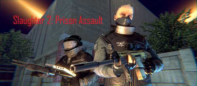 Slaughter 2: Prison Assault v1.01 APK