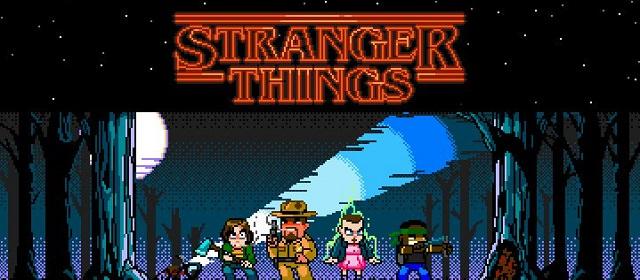 Stranger Things: The Game Apk