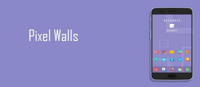 Pixel Walls Apk