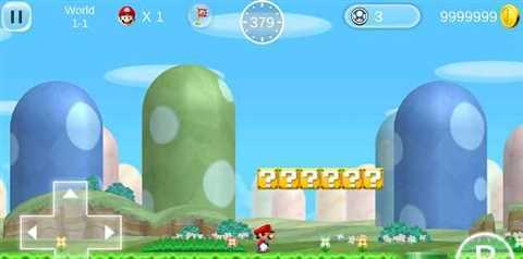 Super Mario 2 HD 1