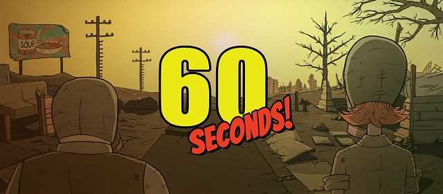 60 Seconds! Atomic Adventure v1.25 b58 APK