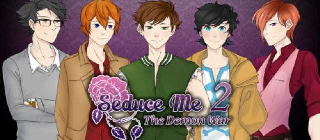 Seduce Me 2: The Demon War Apk