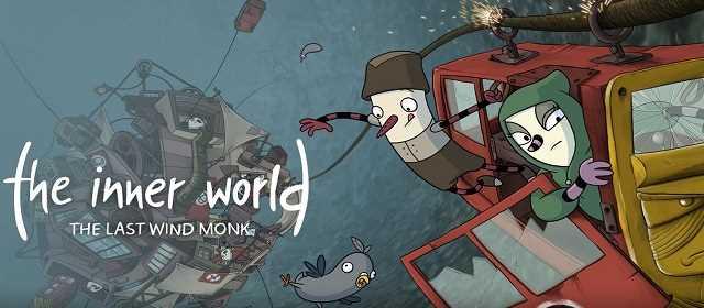 The Inner World - The Last Wind Monk Apk