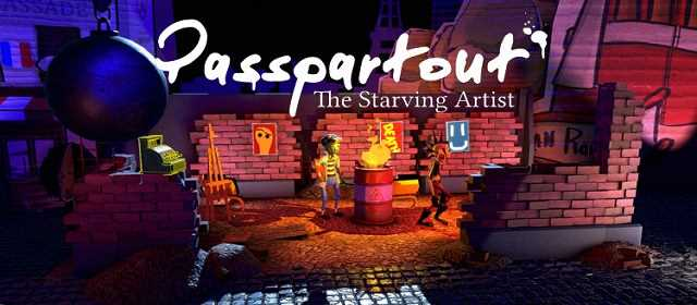 Passpartout: The Starving Artist Apk