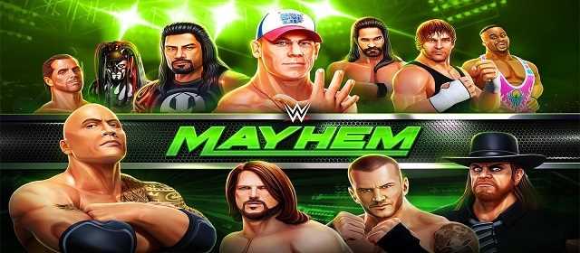 WWE Mayhem v1.5.18 [Mod] APK