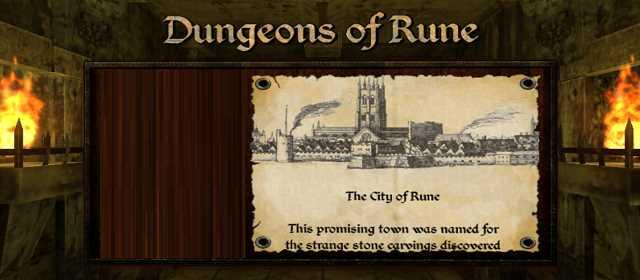 Dungeons of Rune Apk