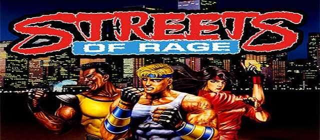 Streets of Rage Classic Apk