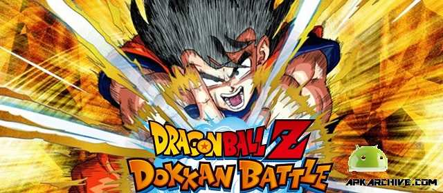 DRAGON BALL Z DOKKAN BATTLE v3.8.5 Mod APK