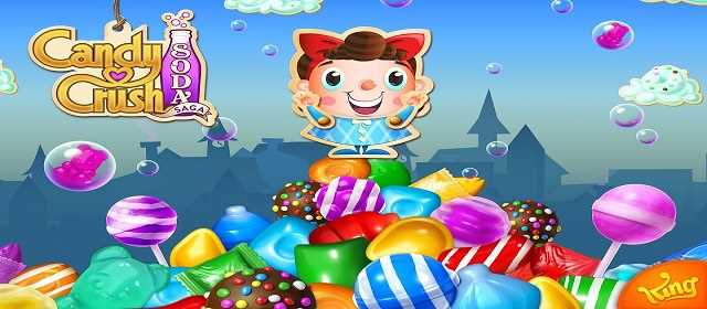 Candy Crush Soda Saga v1.104.7 [Mod] APK