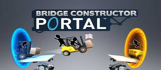 Bridge Constructor Portal v2.1 build 201224 APK