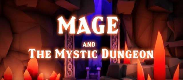 Mage and The Mystic Dungeon v1.0 Apk