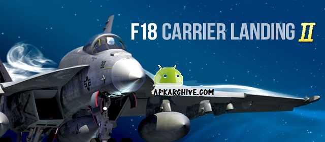 F18 Carrier Landing II Pro Apk