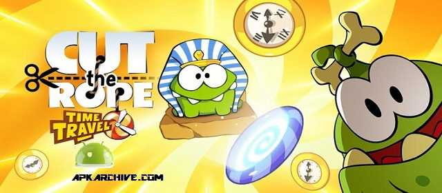 Cut the Rope Time Travel v1.7.0 MOD APK