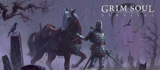 Grim Soul: Dark Fantasy Survival v2.9.8 [Mod] APK